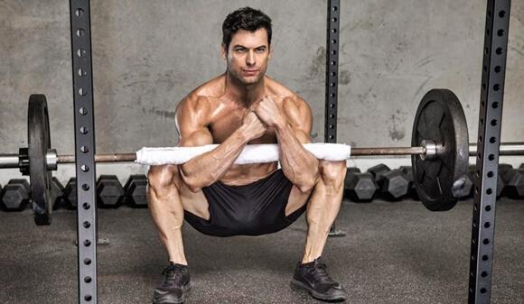 sentadilla jefferson musculos que trabaja